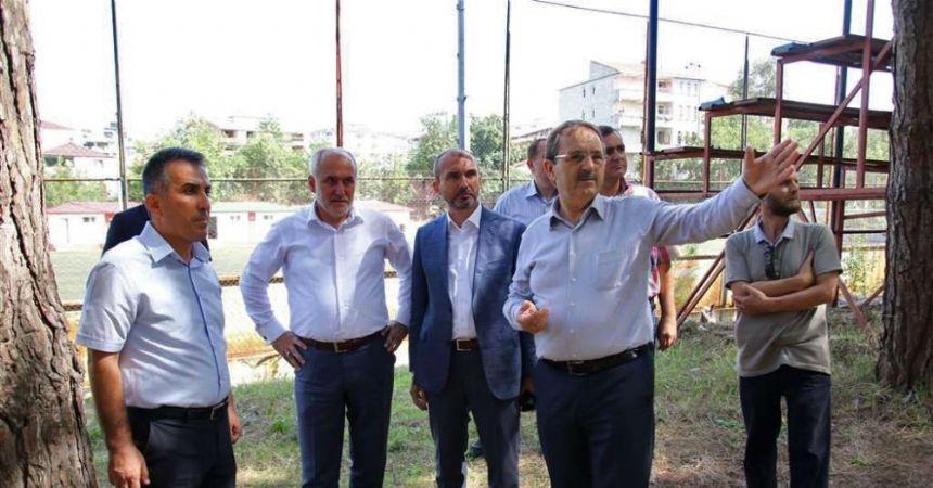 Bafra'ya yeni Ağız ve Diş Sağlığı Merkezi