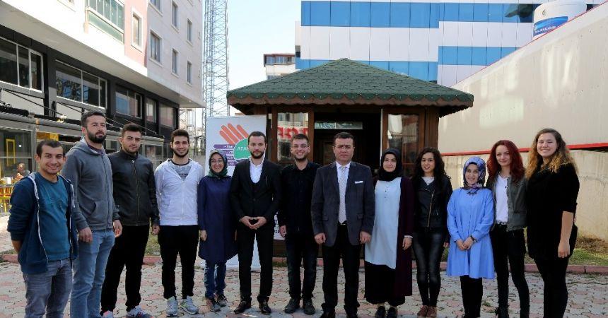 Atakum'a İşitme Engelliler Bilgi Merkezi