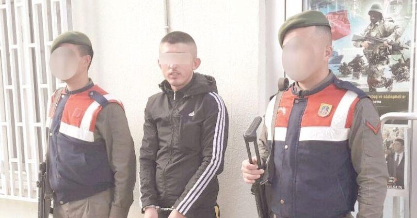 Firari asker yakalandı