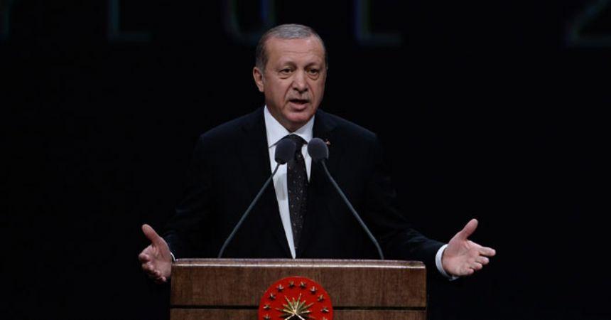 Cumhurbaşkanı Erdoğan: Bu oyunu zorla bozacağız