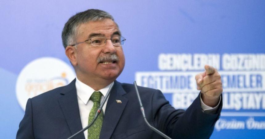 Milli Eğitim Bakanı Yılmaz: 20 bin öğretmen alacağız