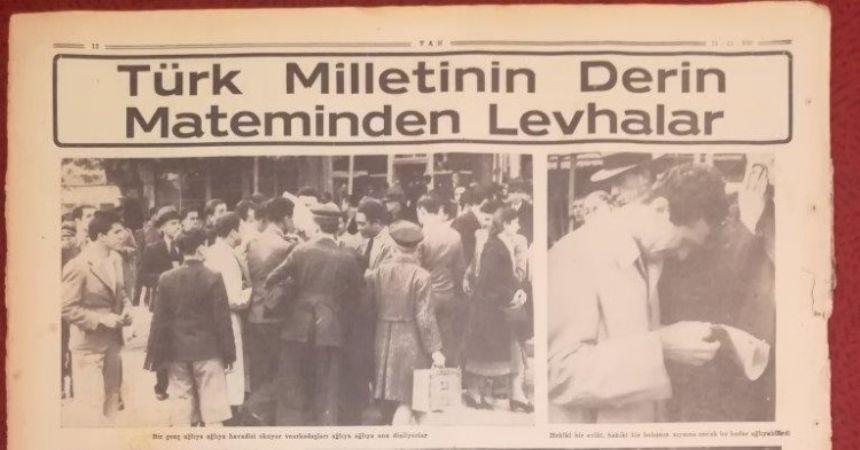 Atatürk fotoğrafları sergisi Bulvar'da