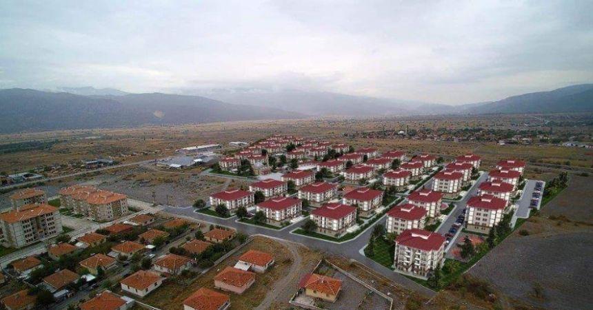 TOKİ Kargı'da 712 konut inşa edecek
