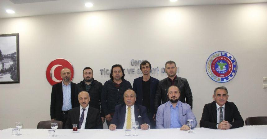 ÜTSO meslek grupları toplantısı