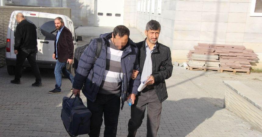 FETÖ'den ceza alan eski öğretmen tutuklandı