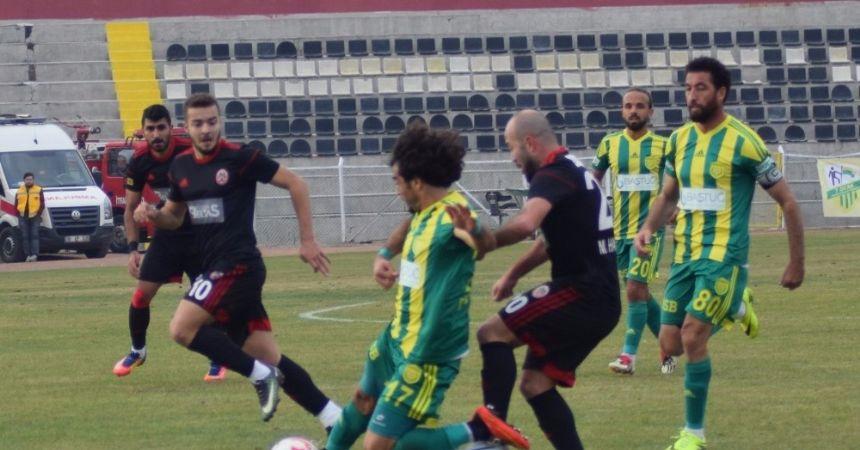 Çorum, Osmaniye dostça 1-1
