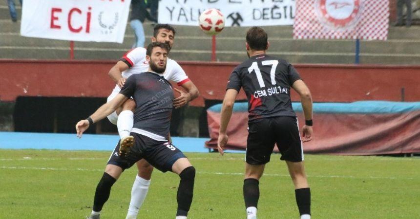 Üç puan Zonguldak'ın