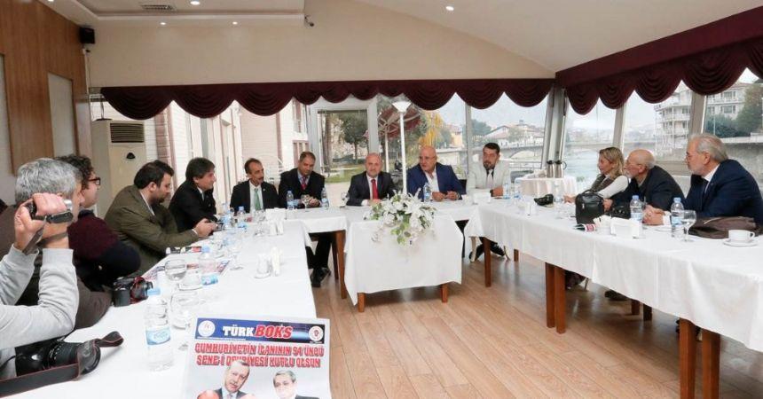 Boks, Anadolu'da yaygınlaştırılacak