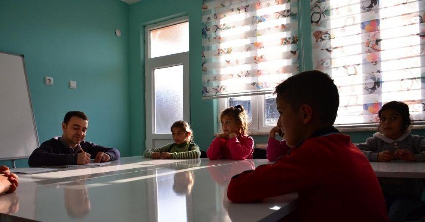 Erbaa'da iki yeni bilgi evi daha faaliyete başladı