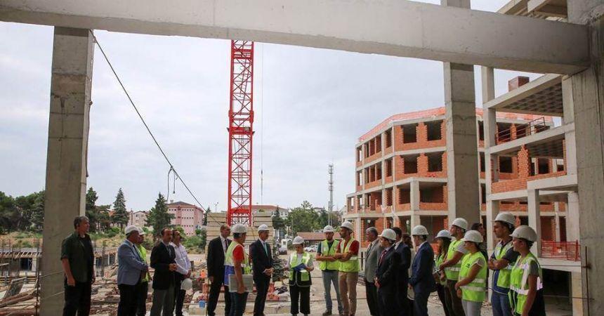 Yeni Hükümet Konağı projesi yeniden düzenlenecek