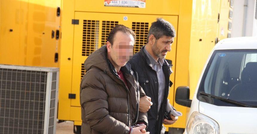 22,5 yıl cezası bulunan şahıs yakalandı