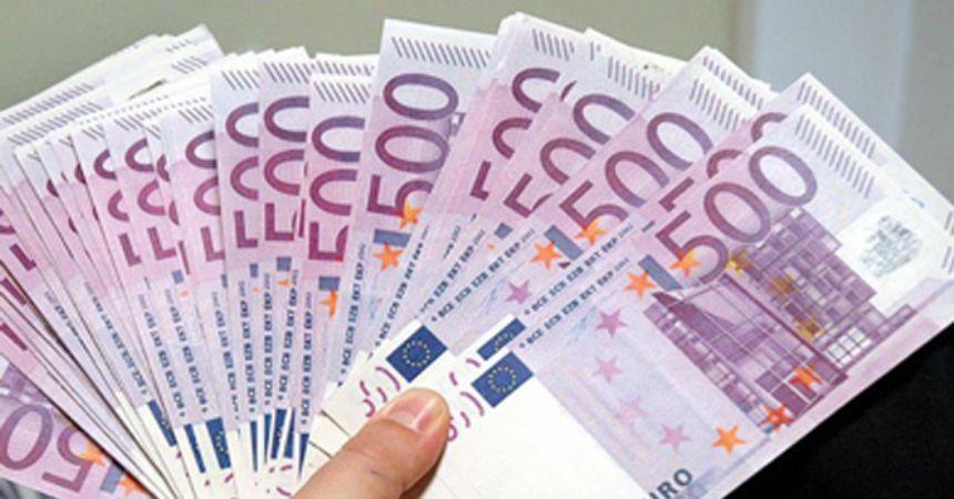 Euro tarihi rekorunu gördü