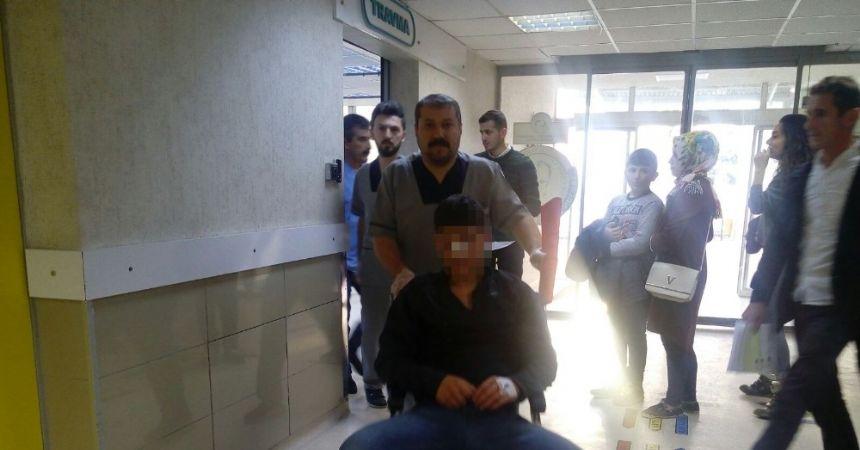 Askerlerin sokakta kavgası hastanede bitti