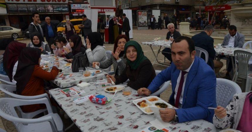 Fatsa'da yetimler yararına kermes