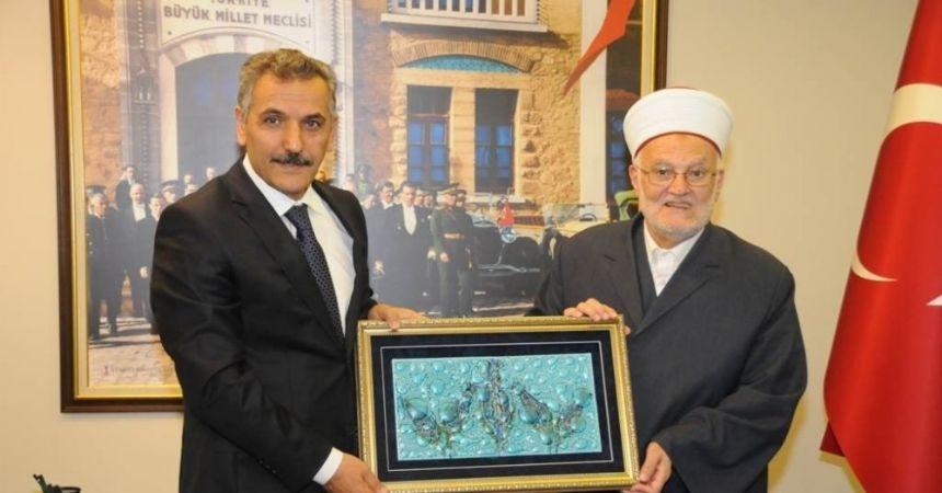 'Kudüs, tüm İslam aleminin davasıdır'