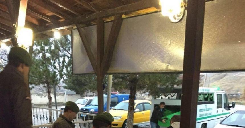 Gazinoda silahlar konuşru: 1 ölü, 2 yaralı