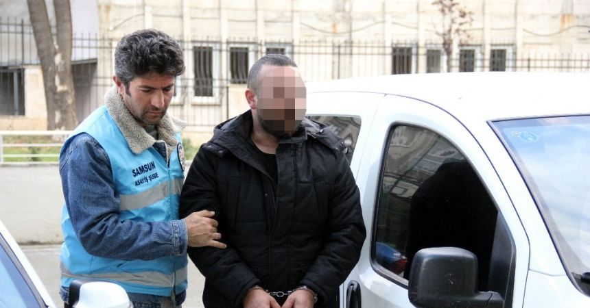Cinsel saldırı iddiasına gözaltı