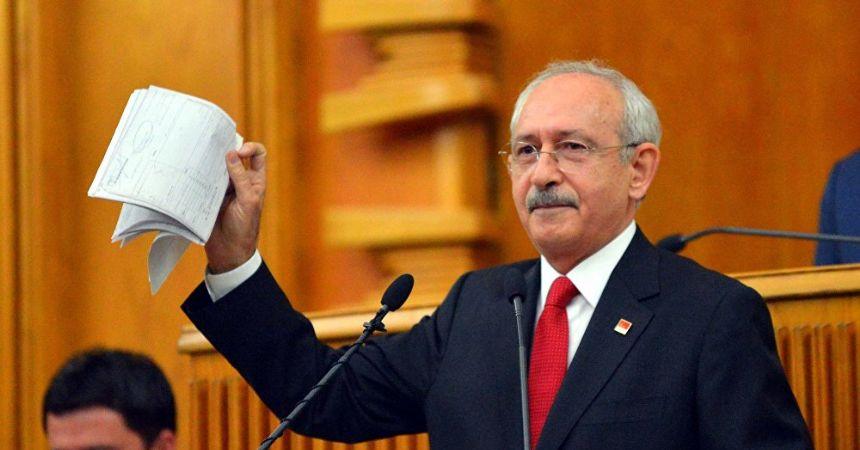 Savcılıktan Kılıçdaroğlu açıklaması
