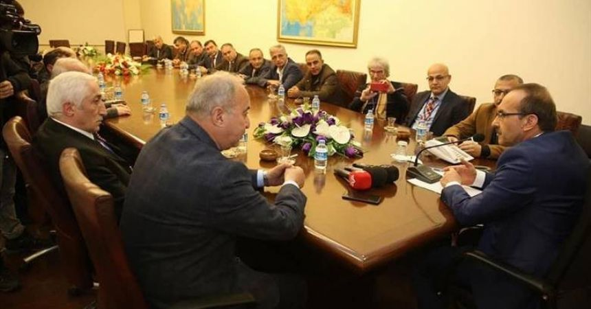 Karadenizli gazetecilerden birliktelik kararı