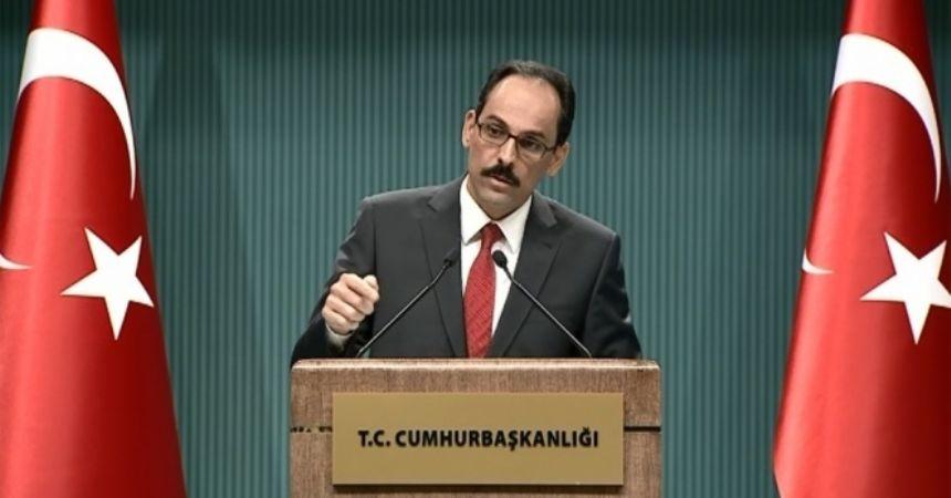 Ankara'dan İsrail'e sert cevap