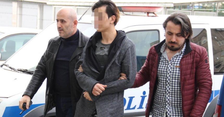 Samsun'da travestiye adli kontrol