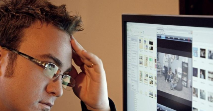 Çağın hastalığı: Bilgisayara bakma sendromu