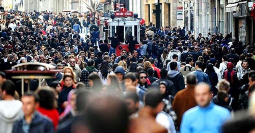 Türkiye'nin nüfusu yüzde 13 arttı!