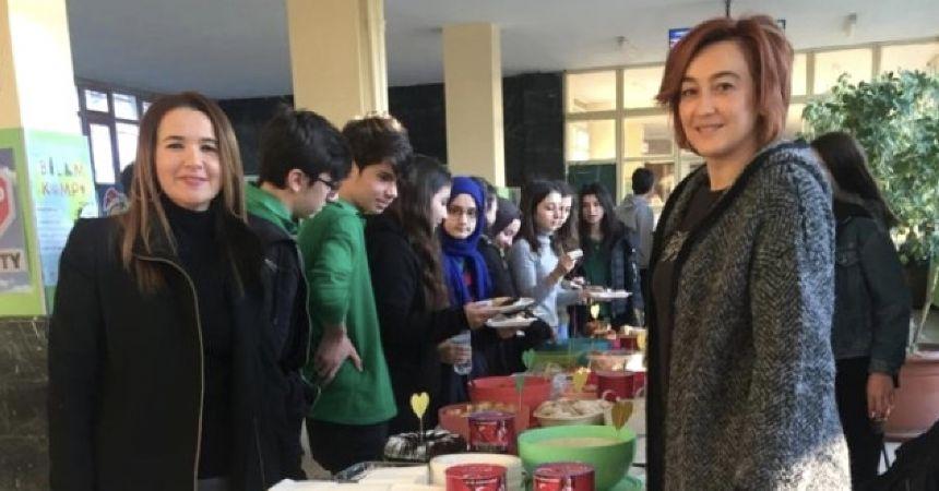 Eren Bülbül'ün okuluna 'Z Kütüphane' kuracaklar