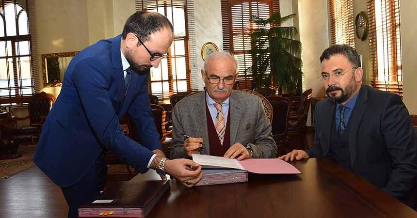 Büyükşehir, 'Uluslararası Tarım Şehirleri Birliği'ne katıldı