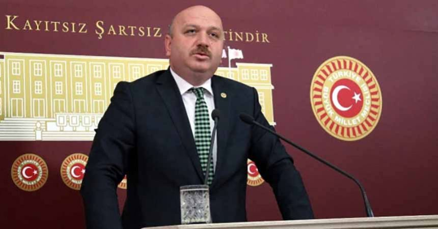 AK Partili Gündoğdu: Kendimi yakarım