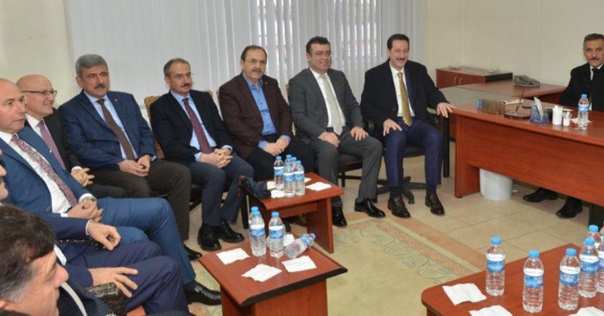 Samsunspor'a belediye Kayyum'u