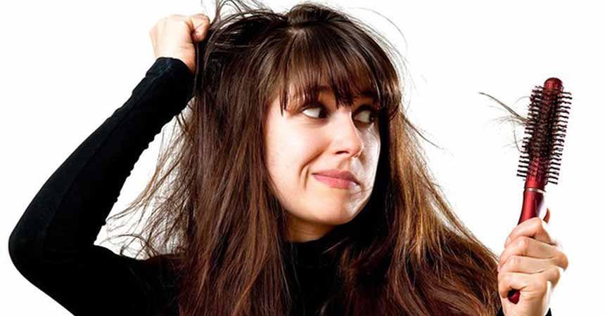 Saç dökülmesinin 9 nedenine dikkat!