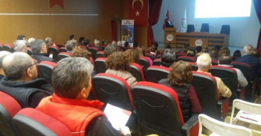 Büyük Anadolu'dan glokom semineri