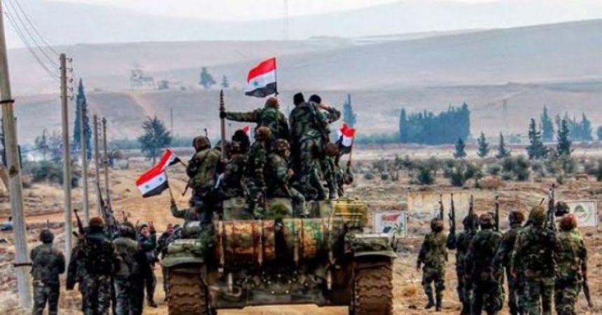 Suriye'den Türkiye'ye çağrı: Afrin'den derhal çekilin
