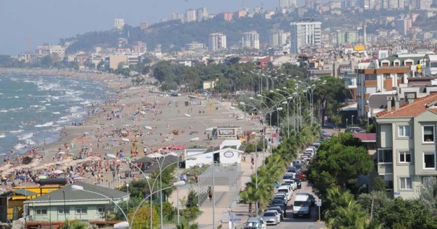 Taşçı: Marka kent Atakum'u inşa ediyoruz