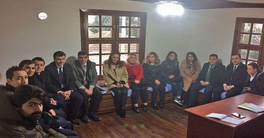 Belediyeden ücretsiz yabancı dil kursu