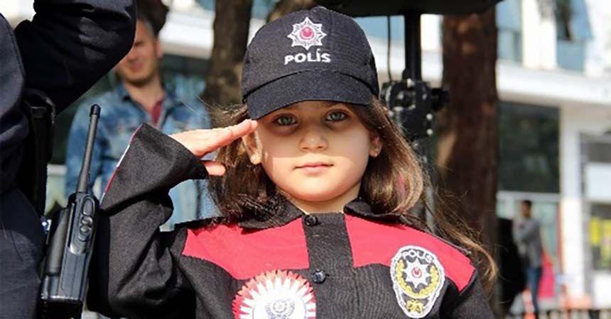 Polisin 173'üncü gurur yılı