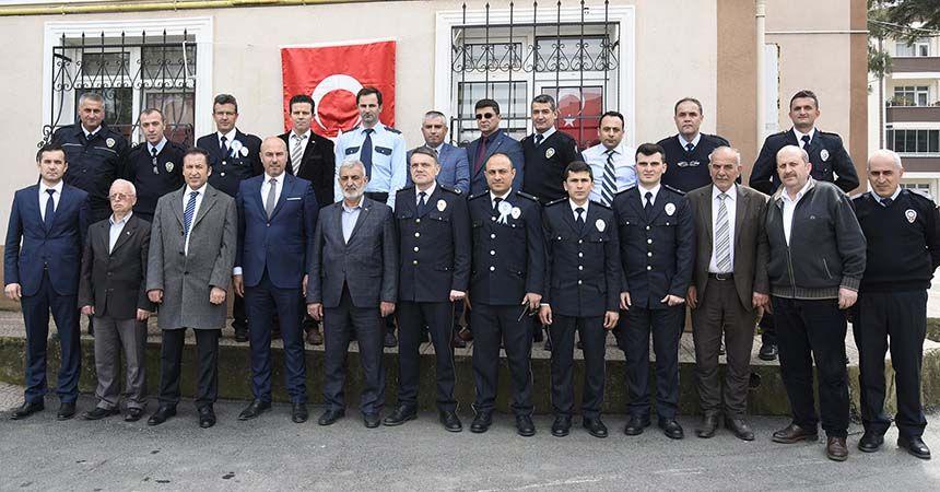 Polis Günü Tekkeköy'de kutlandı