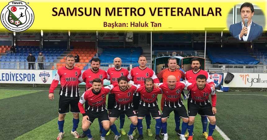 Metro Veteranlar lider tamamladı