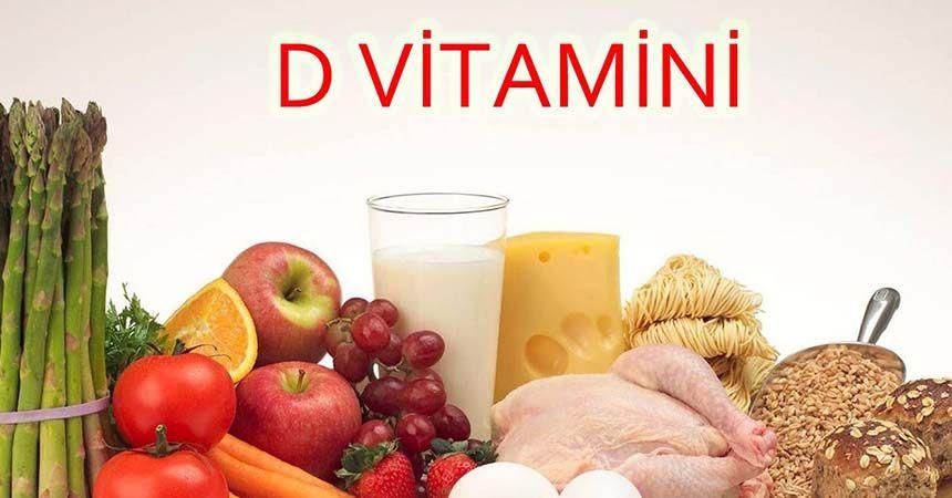 Kemik erimesinde D vitamini eksikliği uyarısı