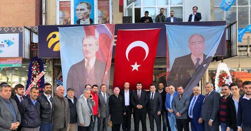 19 Mayıs Ülkü Ocakları törenle açıldı
