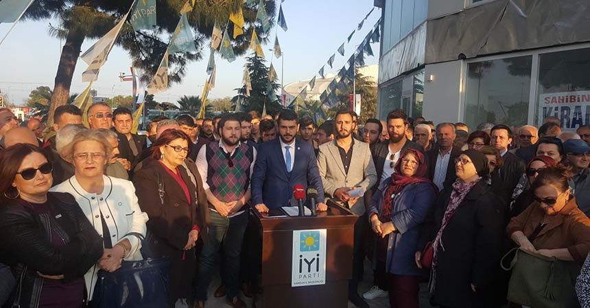 İYİ Gençlik'ten 'baskın seçim' açıklaması