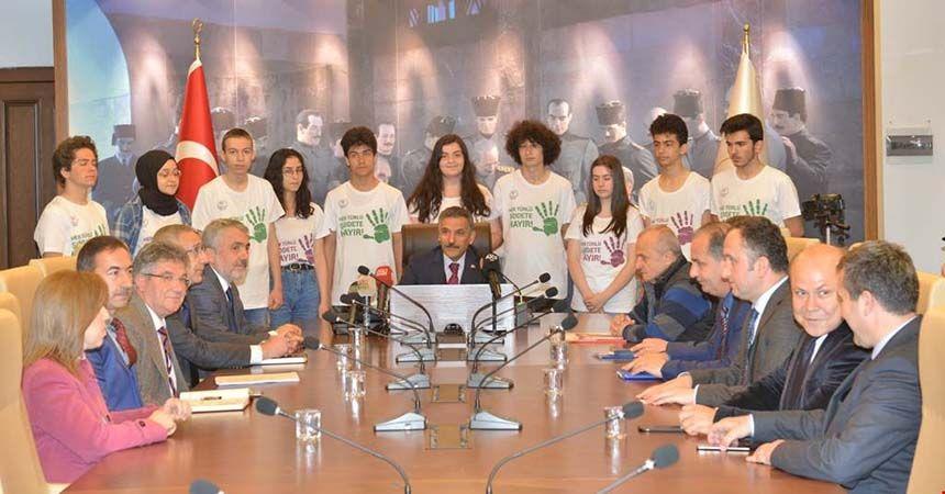 Sosyal sorunların çözüm anahtarı Samsun'da aranacak