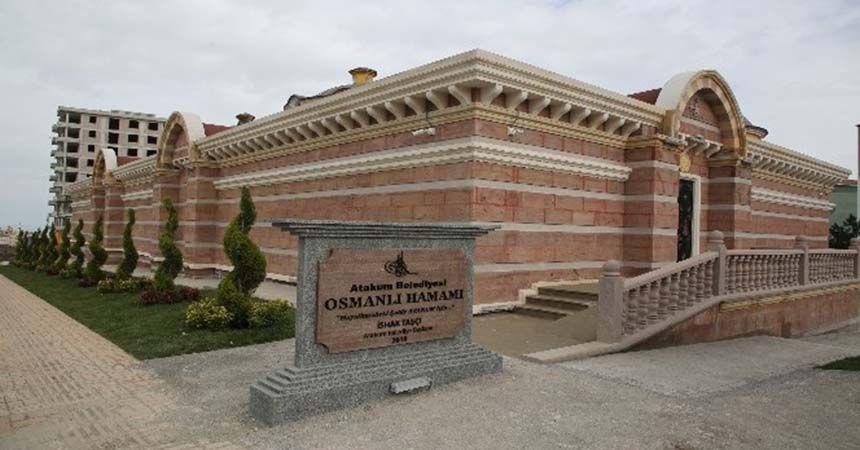 Osmanlı hamamlarına yoğun ilgi