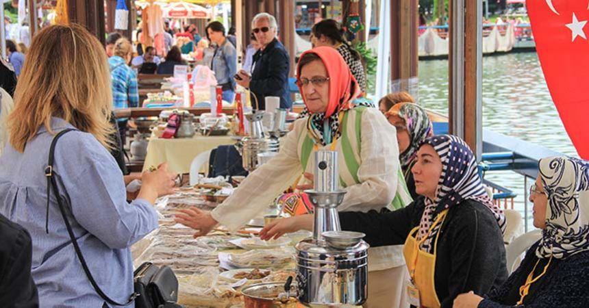 Yöresel Ot Yemekleri Festivali başlıyor