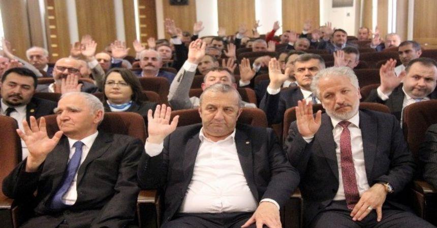 TSO'nun yeni meclisi toplandı