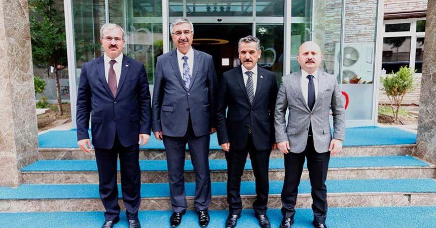 OKA toplantısı Amasya'da gerçekleşti