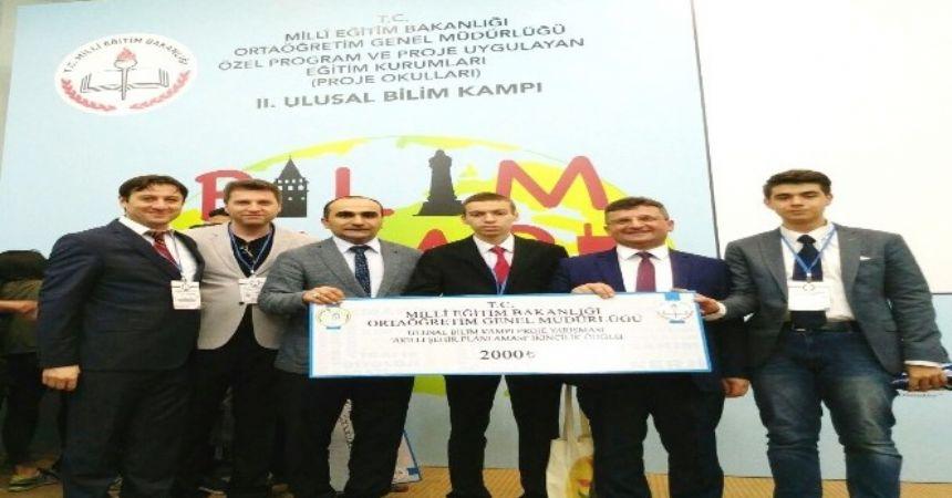 SSBL Türkiye ikincisi