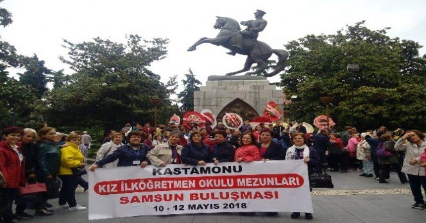 Öğretmenler Samsun'da buluştu