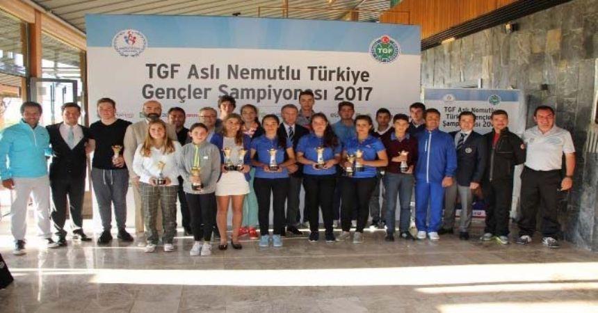 Genç golfçüler Samsun'da buluşacak